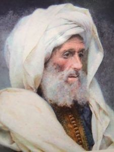 Hommage à Slaouti Tayeb dit Khouni Tayeb.