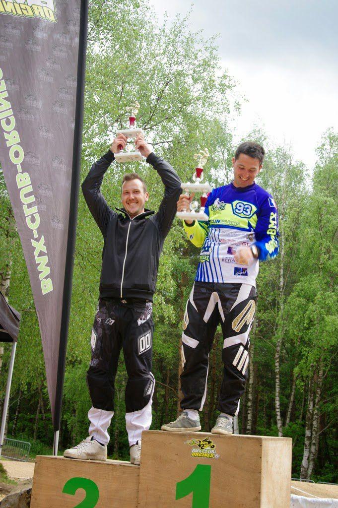 Résultats du championnat d'Auvergne à Orcines, 25 mai 2014