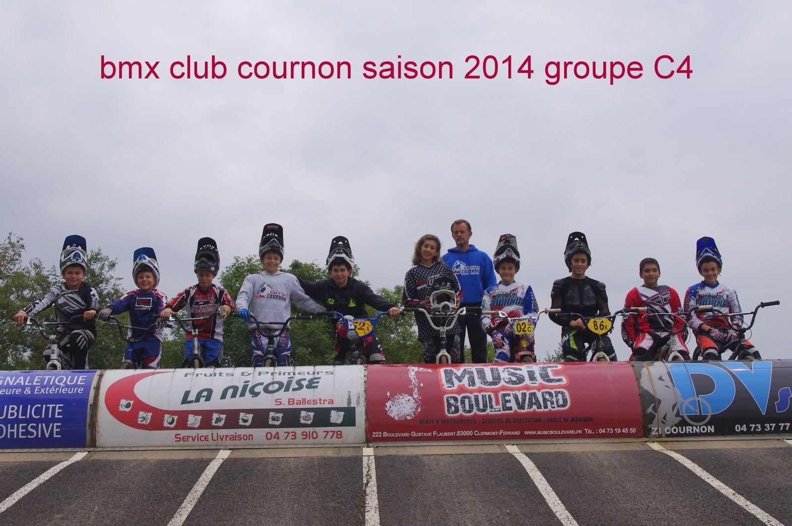 Les pilotes 2014 - 2015