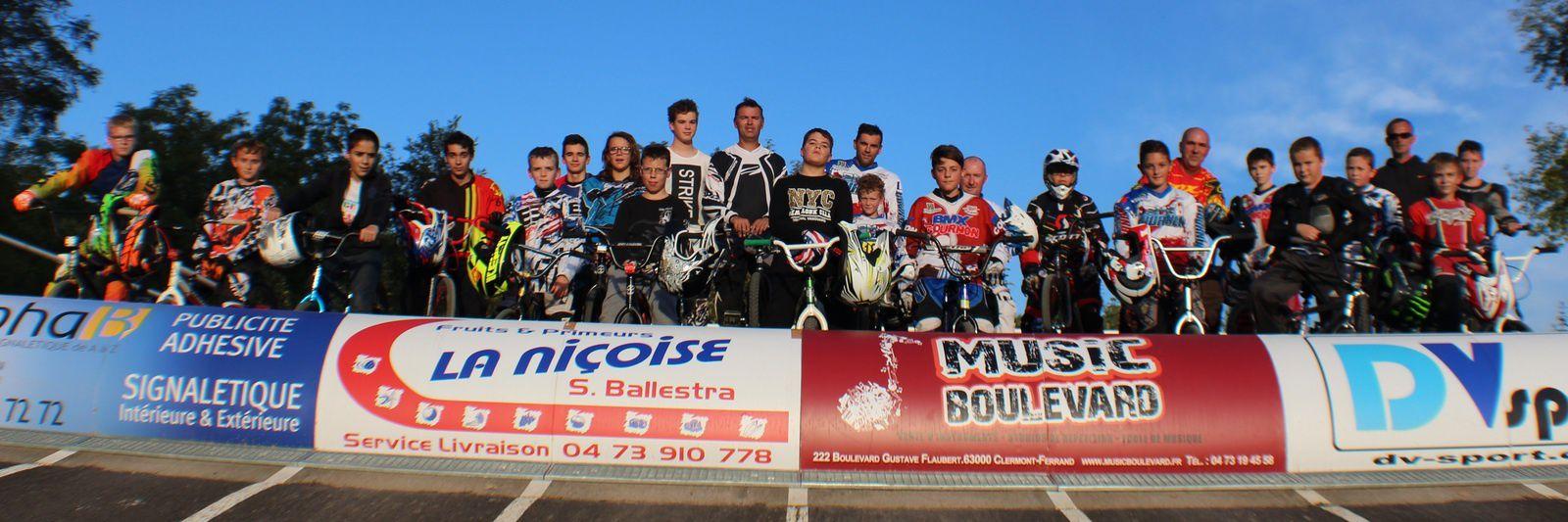 Les groupes 2015 - 2016