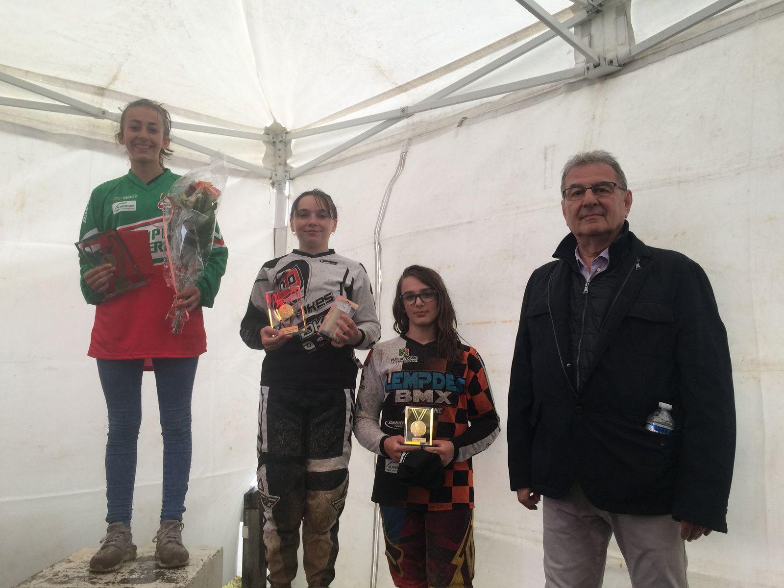 Championnat d'Auvergne 2016 à Cournon : 6 champions cournonnais