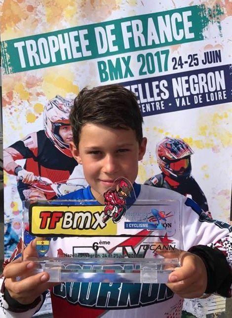 Résultats du Trophée de France 2017 à Nazelles