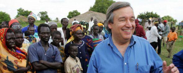 Radio-Canada / Guterres élu secrétaire général de l'ONU
