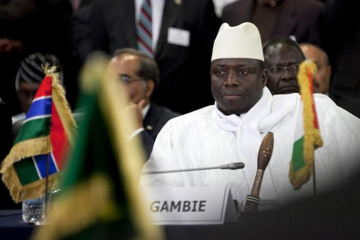 Reuters - Gambia's Jammeh dealt shock election loss after 22-year rule