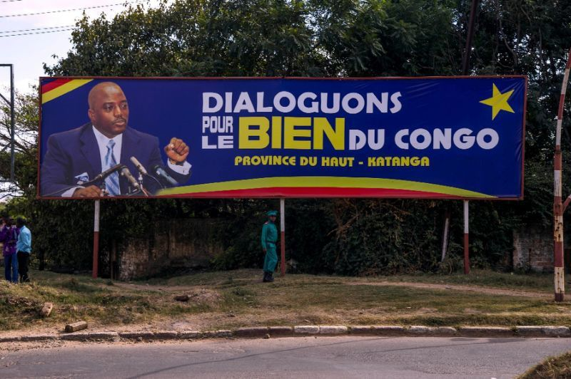 Reuters - Congo deal reached for Kabila to step down after 2017 elections