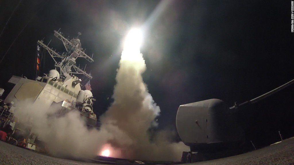 Frappes Américaines en Syrie: Ce conflit est d'une tragédie déconcertante pour l'humanité