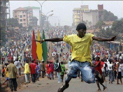 13 Mai - Guinée : « Les Résultats du Référendum électronique sur le Projet Nouvelle République »