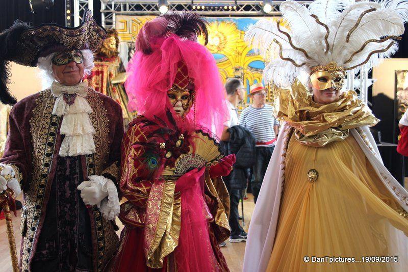 Venise et son carnaval à Joinville-le-Pont.
