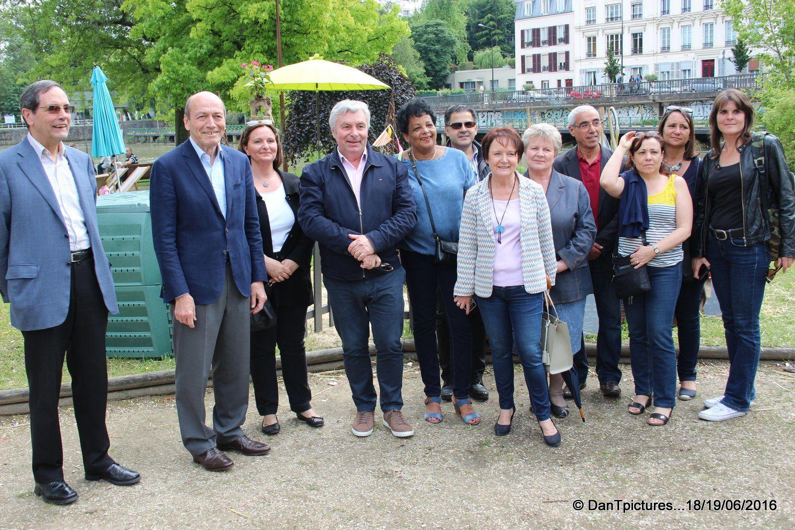 Joinville-le-Pont : Un week-end de fête ( En français dans le texte)