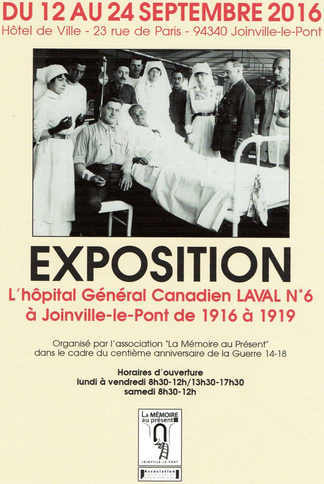 cérémonie, expositions , village des associations à Joinville-le-Pont.