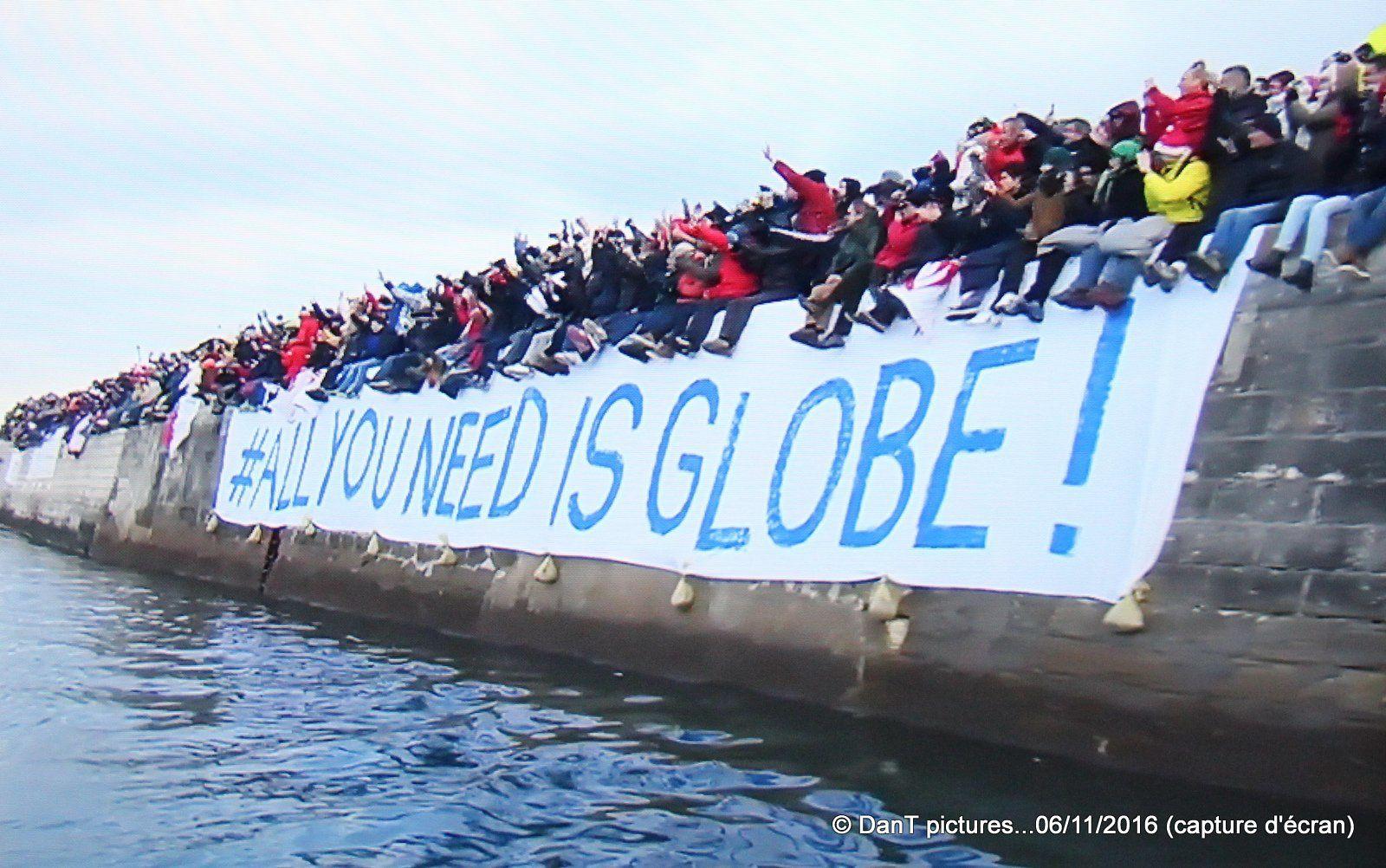Vendée Globe 2016 : C'est parti !