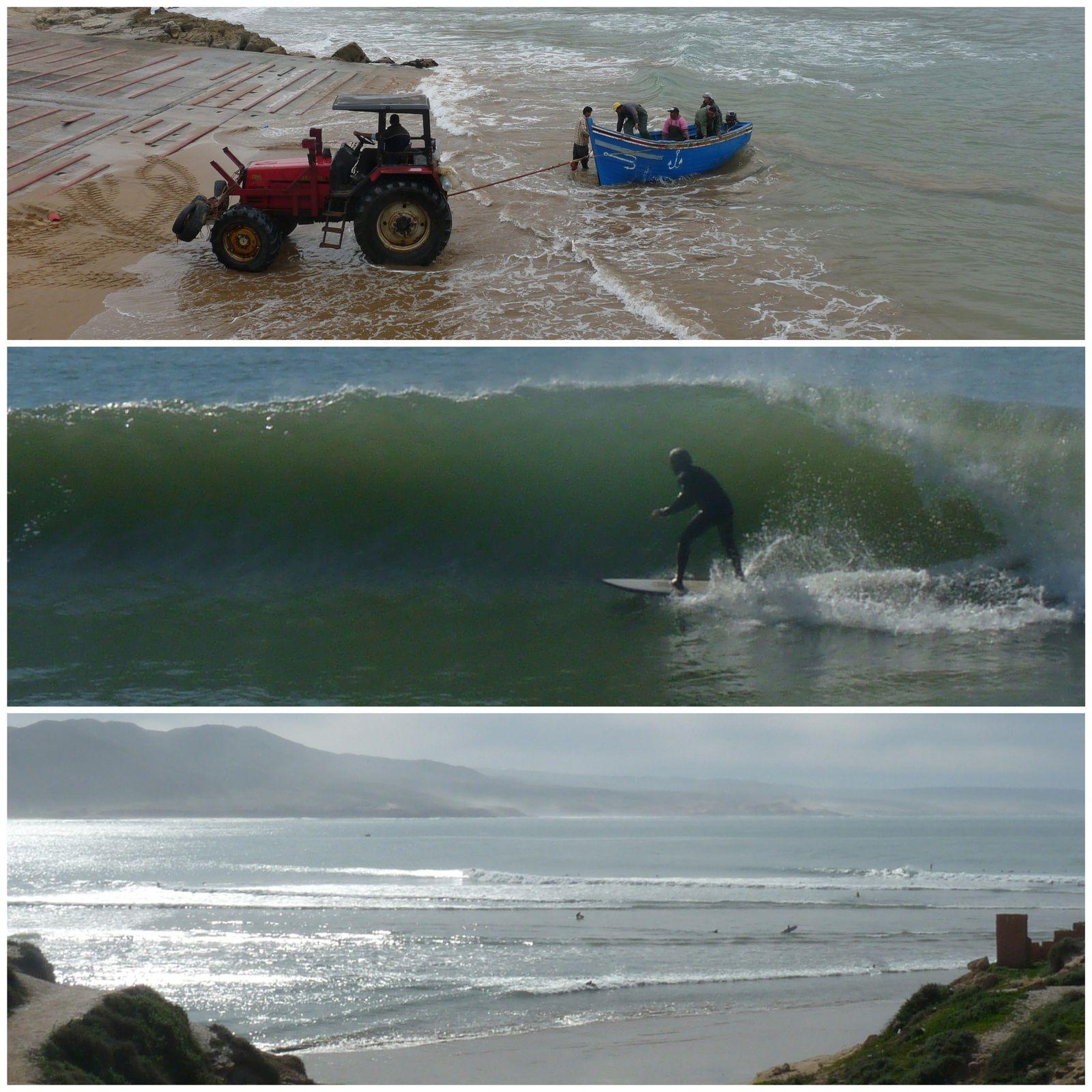 Surf trip Maroc janvier 2015