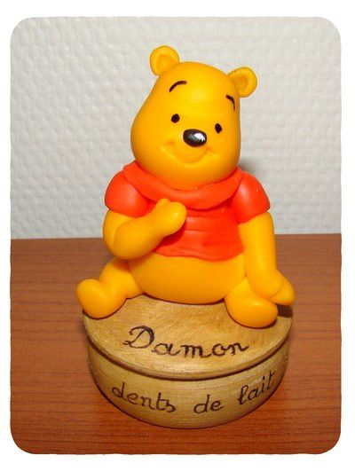 Boîte à dents &quot&#x3B;Winnie&quot&#x3B;...