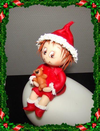 Petits lutins de Noël...