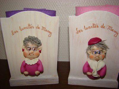 Range lunettes pour Mamy ou Papy...