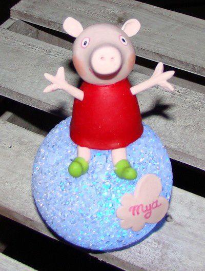 Veilleuse Peppa Pig...