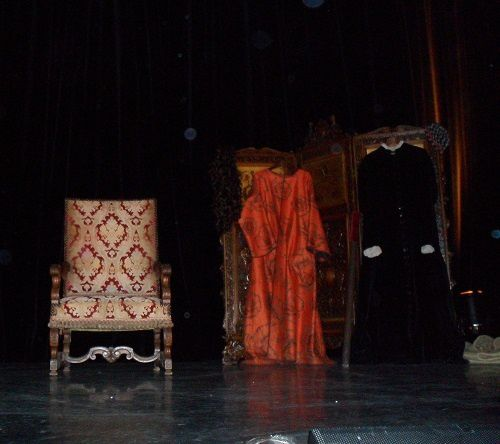 Avant l'arrivée de Francis Weber sur la scène  du théâtre de la gaieté