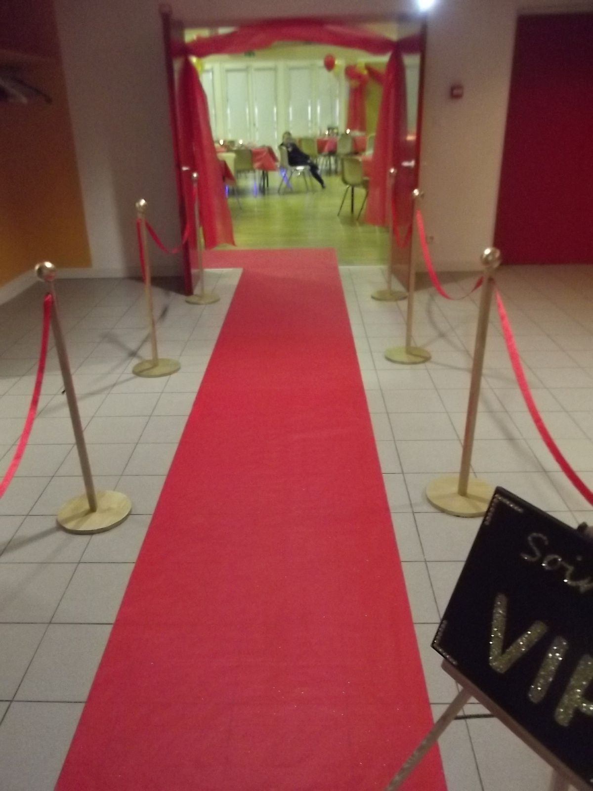 decoration anniversaire theme cinema