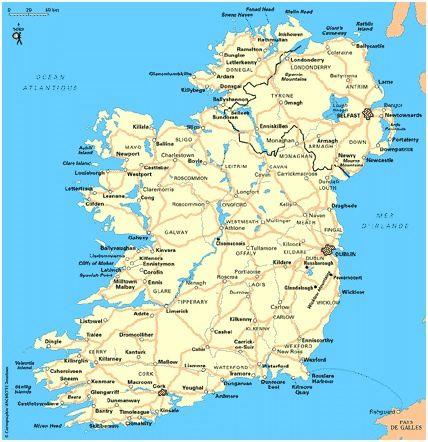 Voyage en Irlande du 31/07 au 9/08/2015
