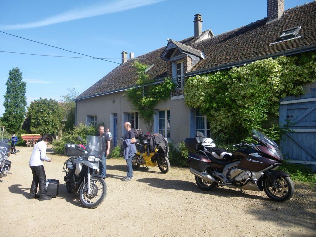 CR 94 L'Ascension 2015 Les Bords de Loire Par Eric et Thierry