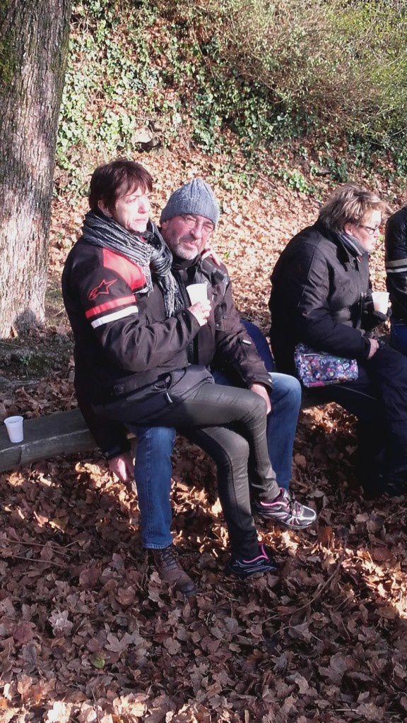 CR N° 104 Bis Tiffauges par Loïc et Martine le 4 dec 2016