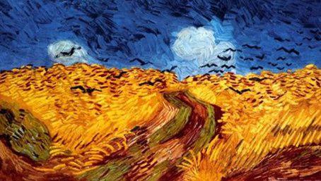 Van Gogh : un destin racinaire.