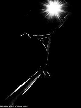 Ecriture de la lumière.