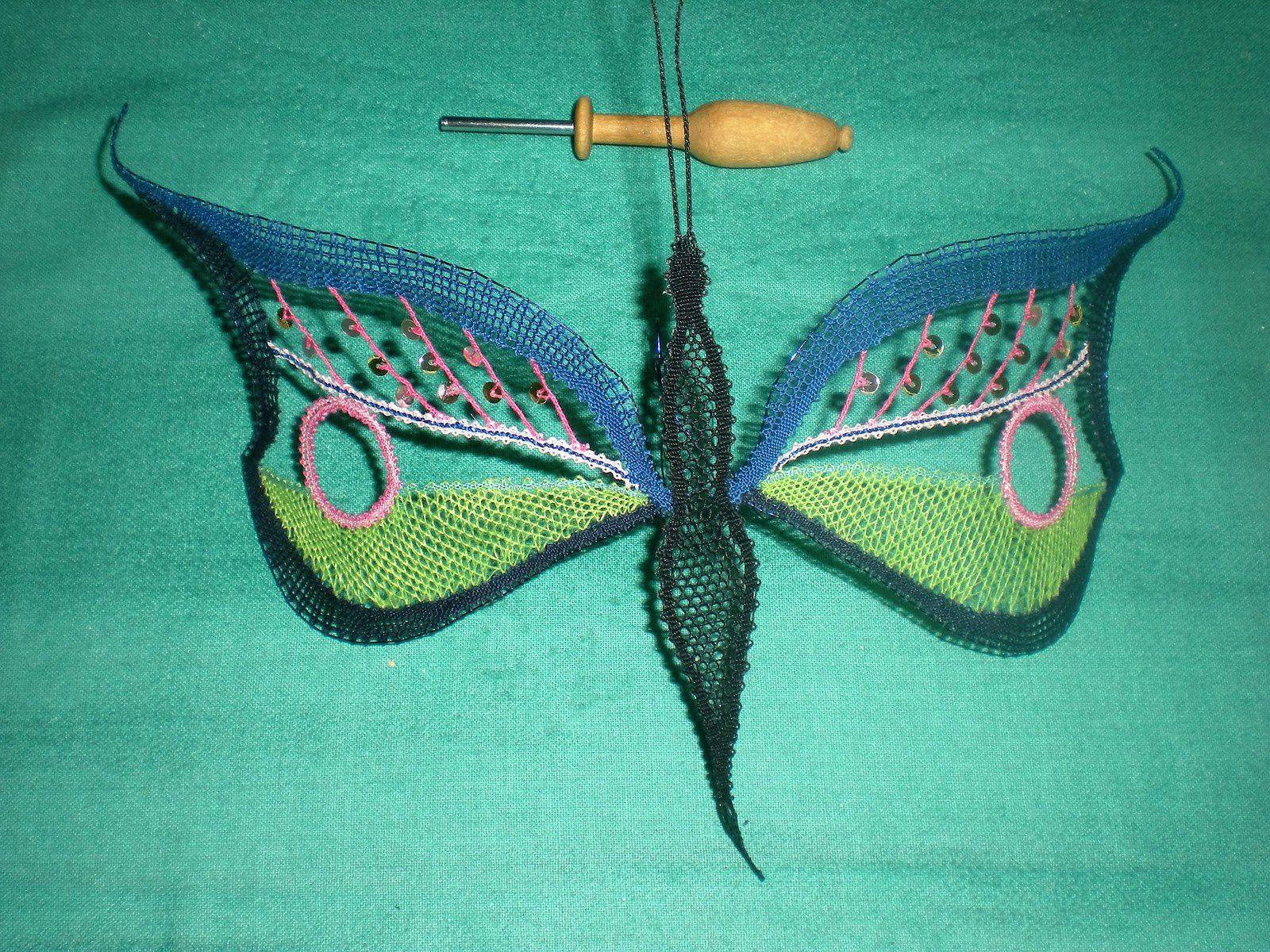 nouveau papillon