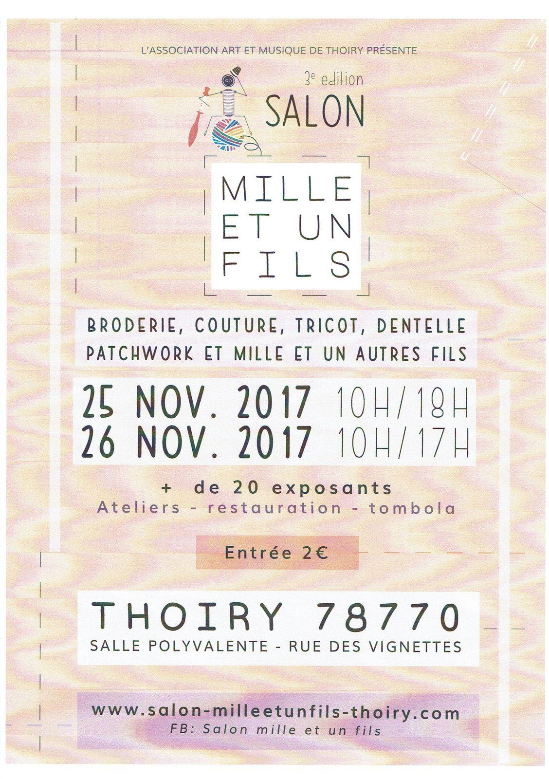 salon à Thoiry
