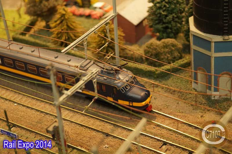 Rail Expo 2014 - la suite