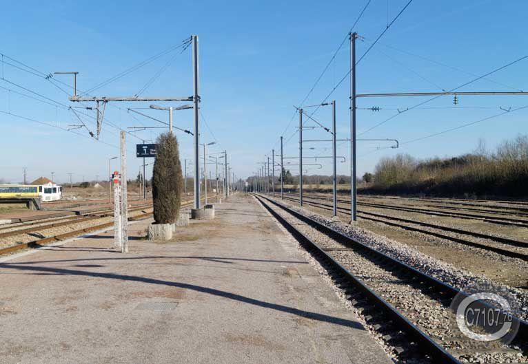 Gare de Monterolier - Buchy (76)