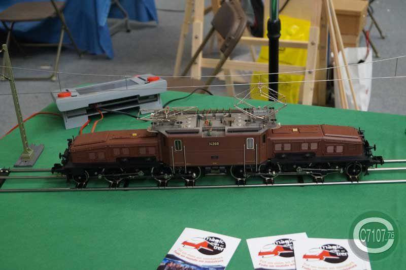 Ballade à Rail Expo 2015