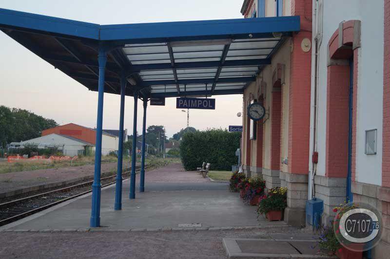 Gare de Paimpol
