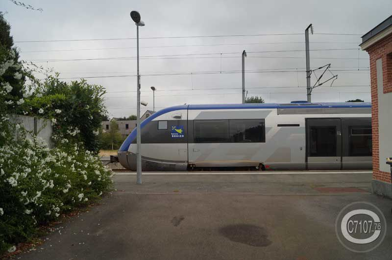 Gare de Dol de Bretagne (35)