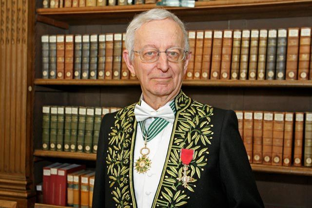 Sir Michael Edwards, premier anglais à devenir Immortel