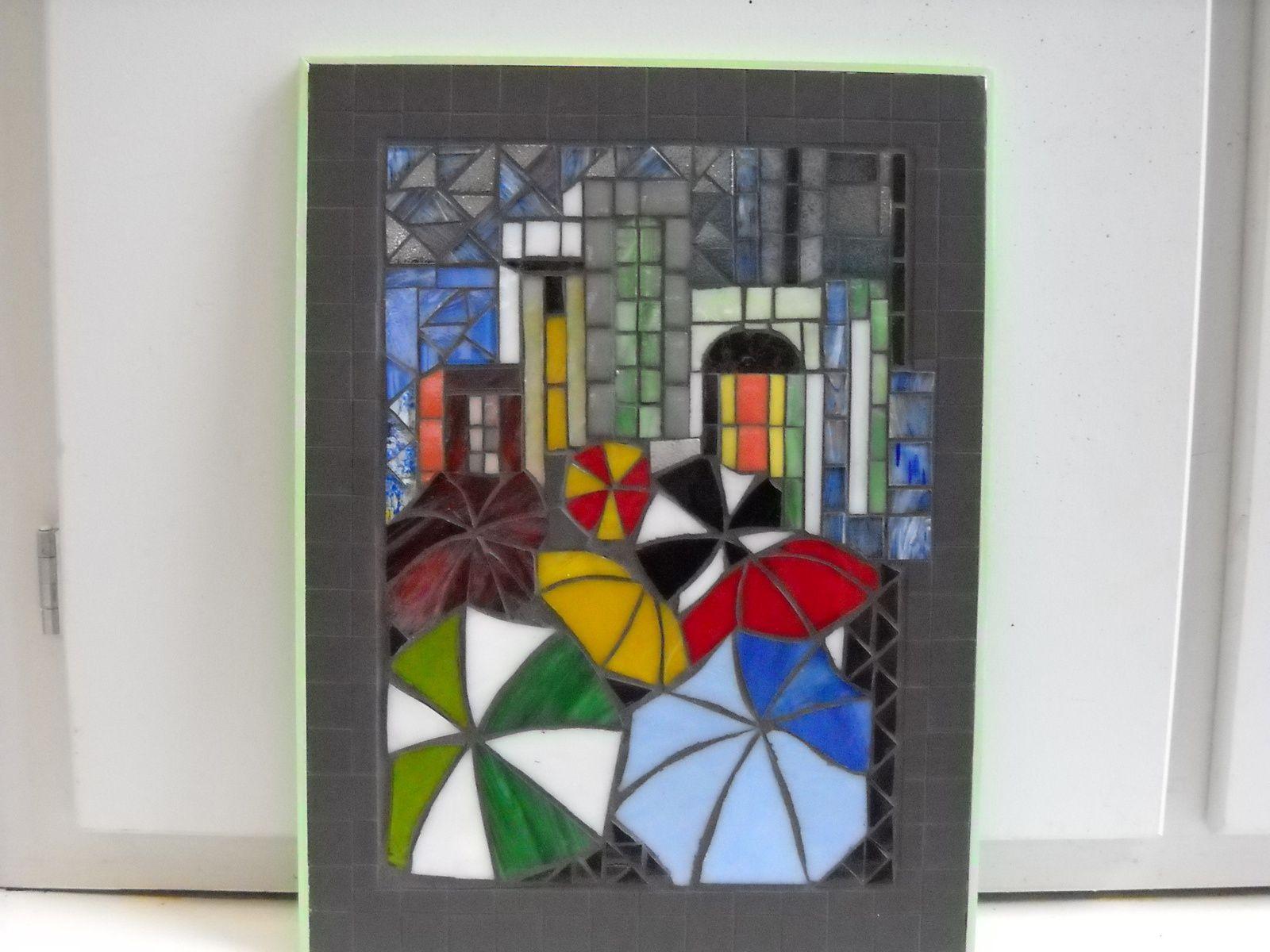 Mosaïque d'Art : deux nouveaux travaux