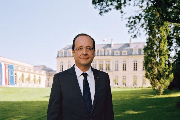 François HOLLANDE, président de la République française.