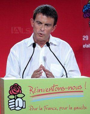 M. Manuel VALLS, premier ministre de la France.