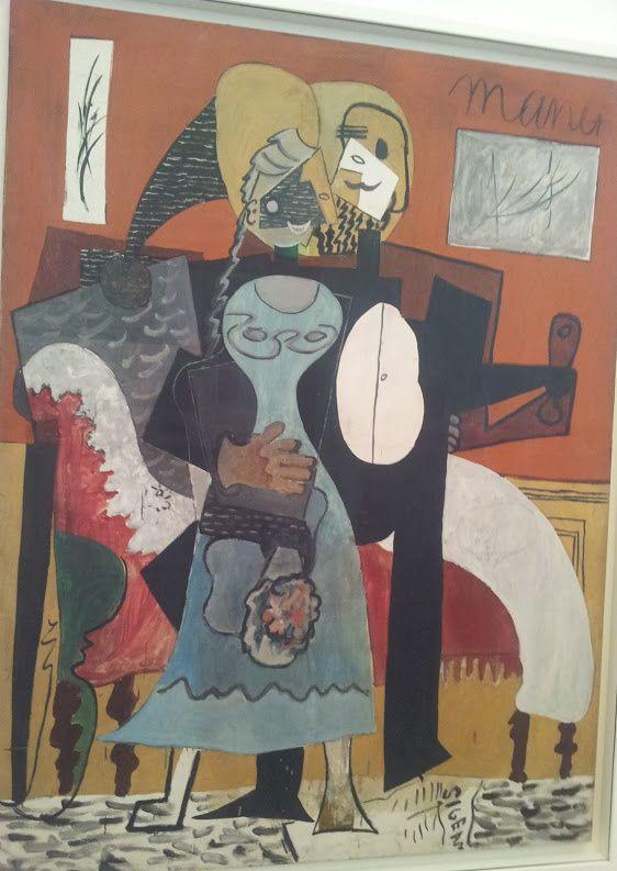 Musée Picasso, à Paris, 3ème, Marais.