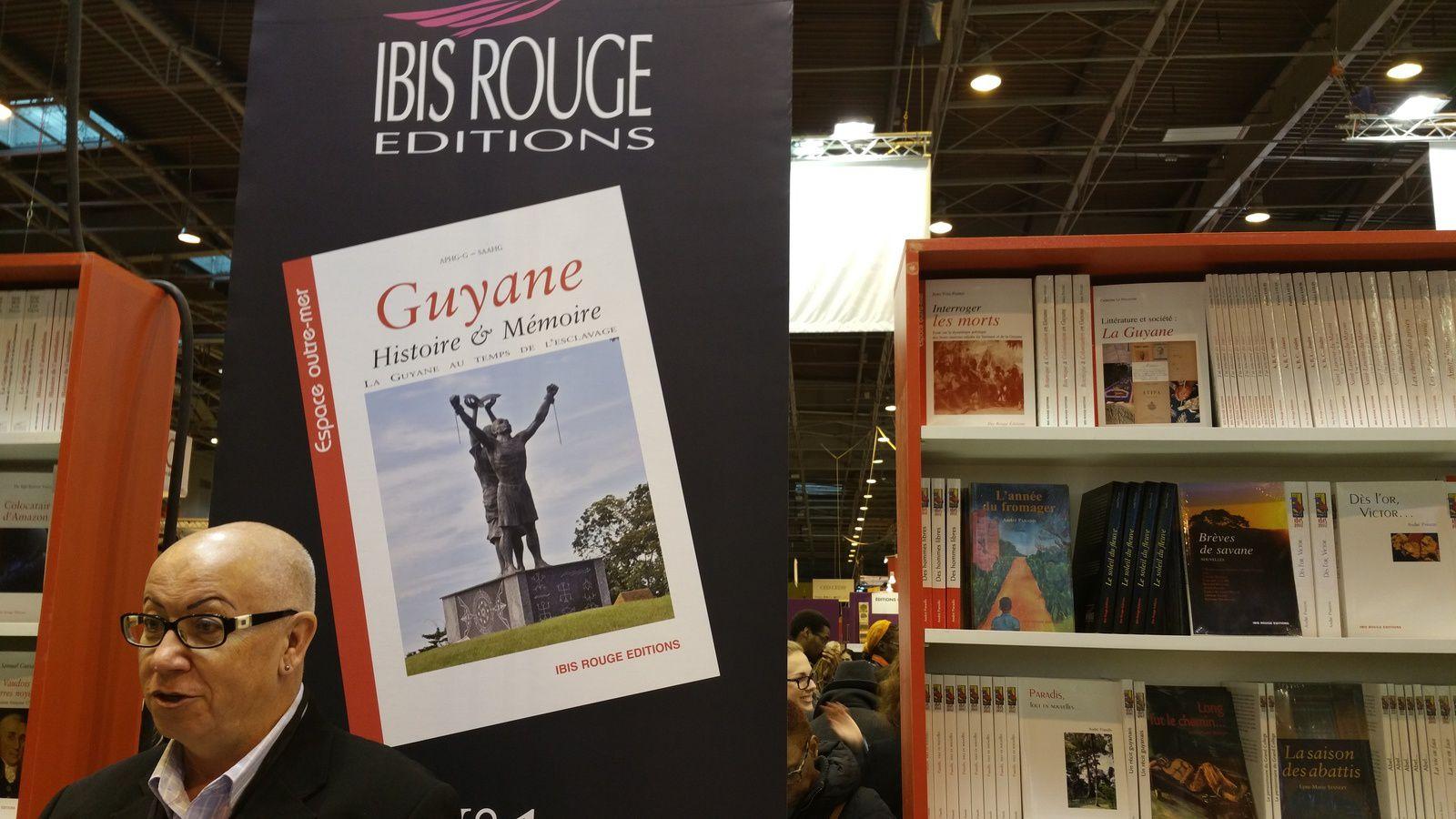 Salon du livre à Paris 2015 : le centenaire de Joseph ZOBEL et l'exemplarité d'Antoine KOMBOUARE, par Amadou Bal BA - http://baamadou.over-blog.fr/