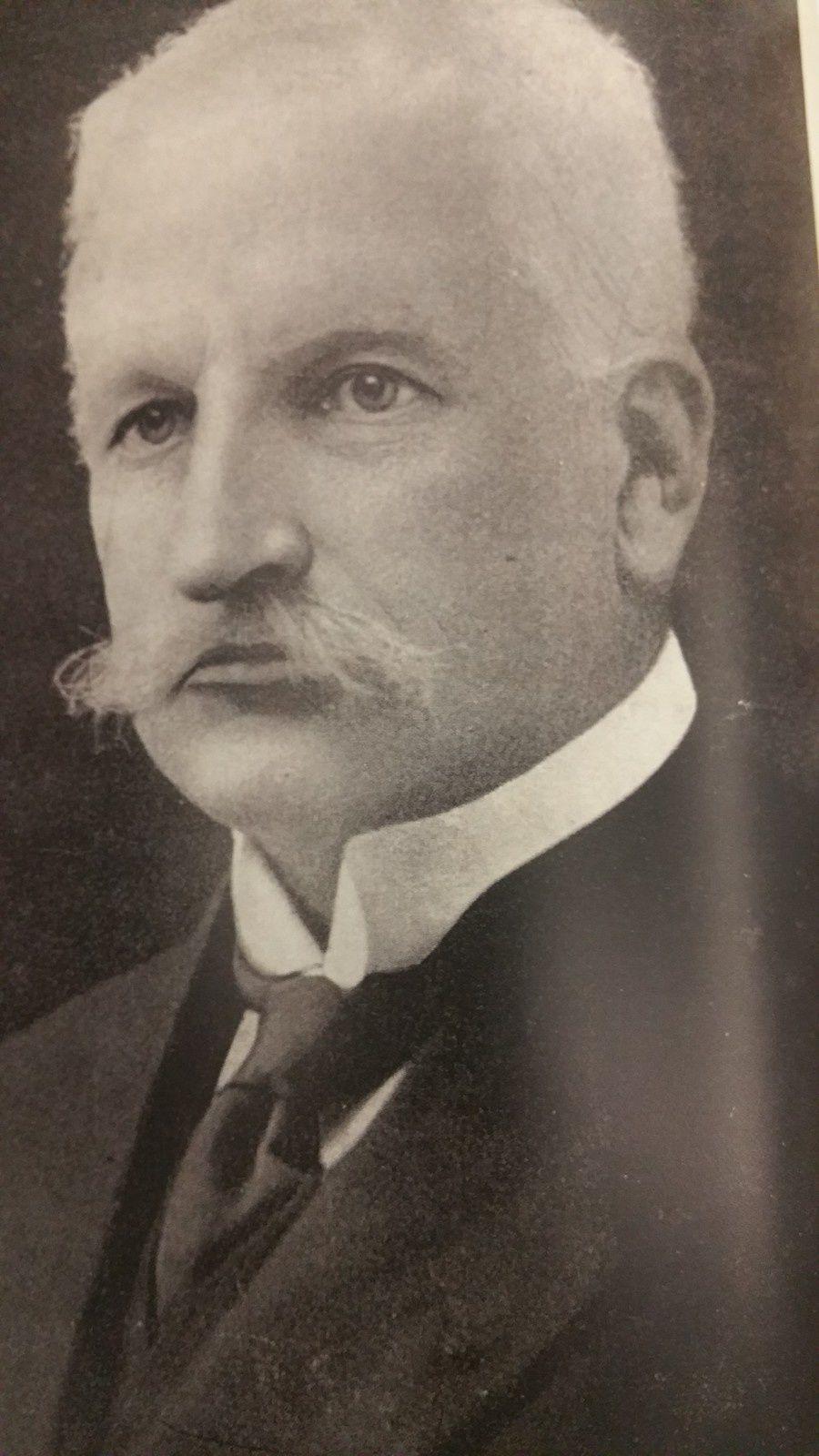 Henri GADEN, ethnologue, spécialiste des questions Peules.