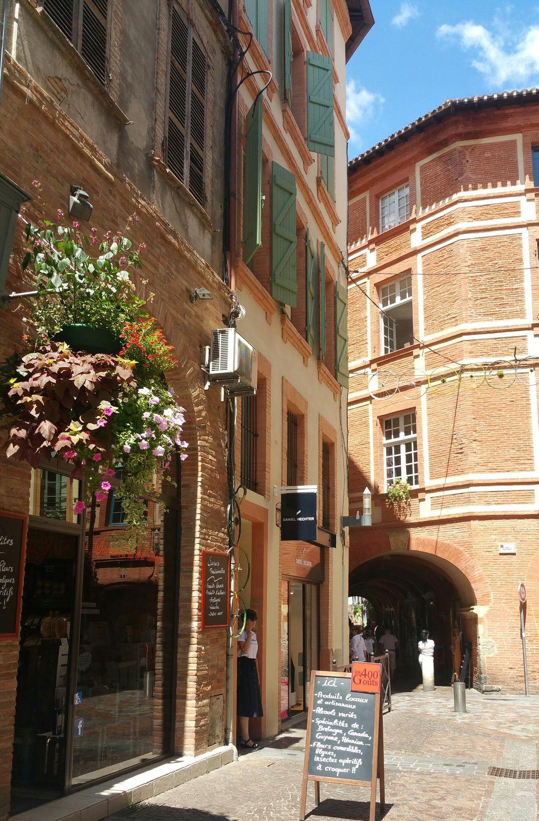 «Montauban, cité d'histoire et d'art», par M. Amadou Bal BA - http://baamadou.over-blog.fr/