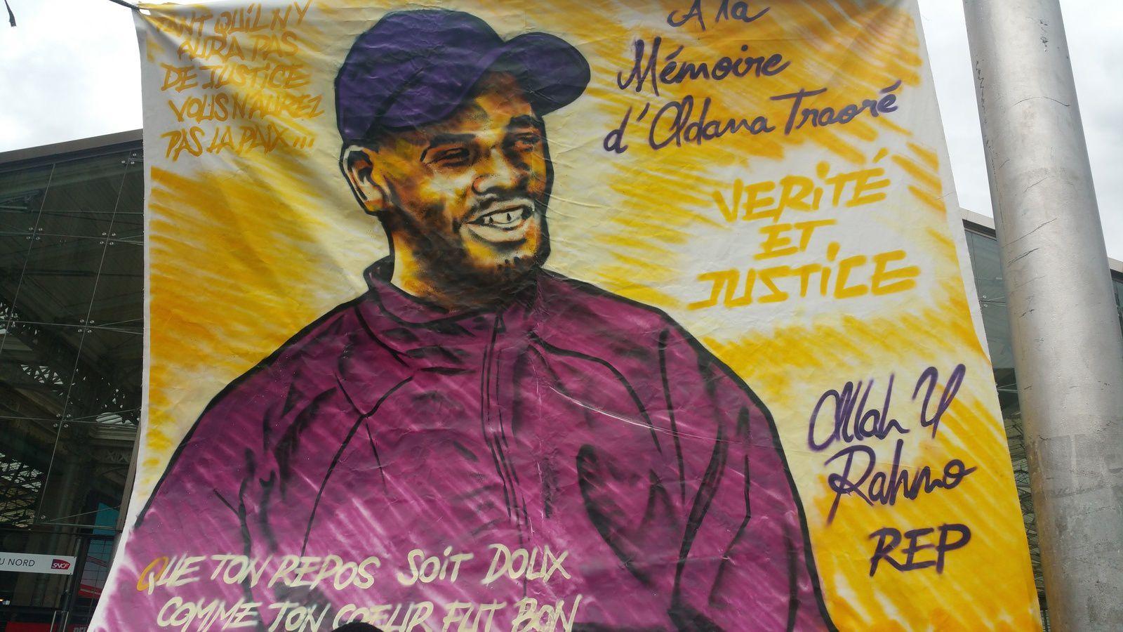 «Justice et vérité pour Adama TRAORE, mort à la suite d'une interpellation de gendarmerie», par M. Amadou Bal BA - http://baamadou.over-blog.fr/