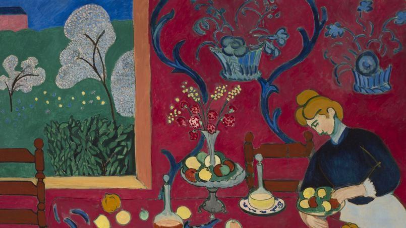 Fondation Louis VUITTON, à Paris 16ème : icônes de l'art moderne, la collection CHTCHOUKINE»  par M. Amadou Bal BA - http://baamadou.over-blog.fr/