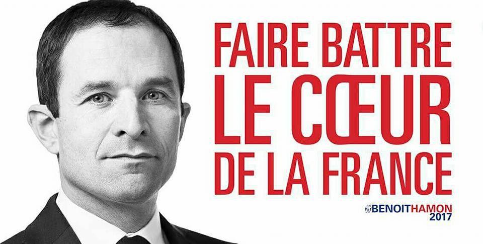 Convention d'investiture de M. Benoît HAMON à la Maison de la Mutualité, à Paris le 5 février 2017», par M. Amadou Bal BA - http://baamadou.over-blog.fr/