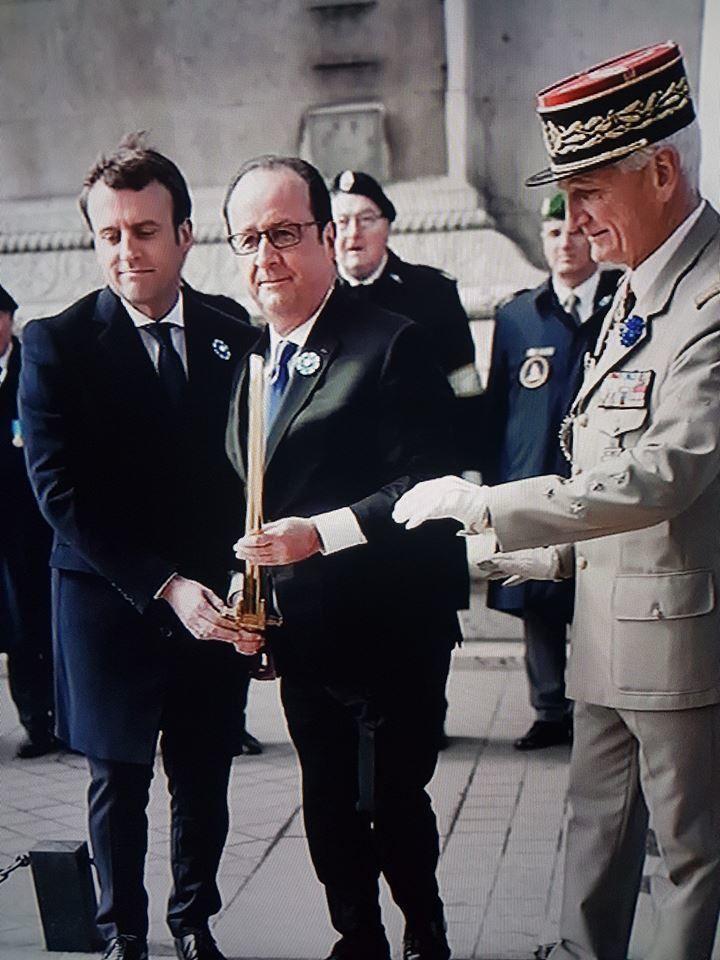 &quot&#x3B;Le président MACRON : héritier de l'ancien système ou rénovateur de la vie politique ?&quot&#x3B;, par M. Amadou Bal BA - http://baamadou.over-blog.fr/