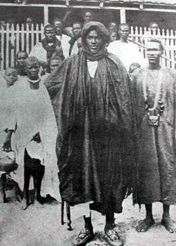 «Cheikh Ahmadou Bamba (1852-1927), le guide spirituel des Mourides, pacifique et subversif», par M. Amadou Bal BA - http://baamadou.over-blog.fr