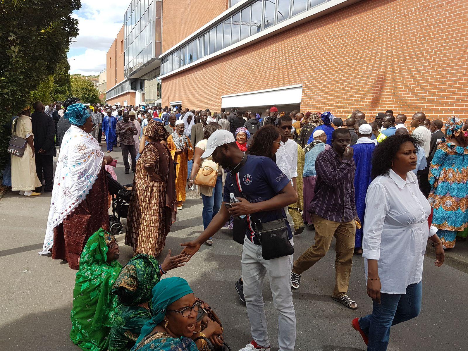 «Sénégal Législatives du 30 juillet 2017 très forte affluence de la diaspora au bureau de vote de Montreuil sous Bois», par M. Amadou Bal BA - http://baamadou.over-blog.fr/