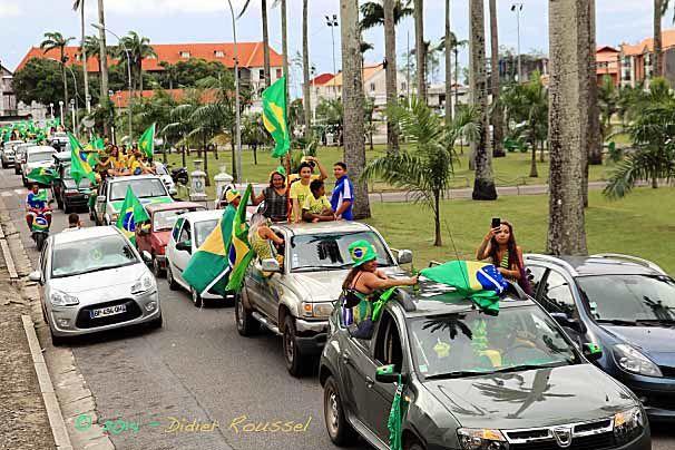 Embouteillage brésilien