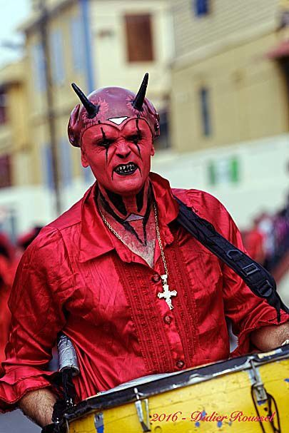 Diable tambour